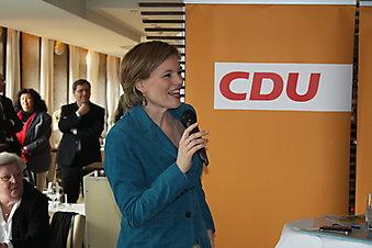 Besuch von Julia Klöckner 2014