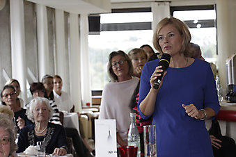 Ladies-Lunch mit Julia Klöckner